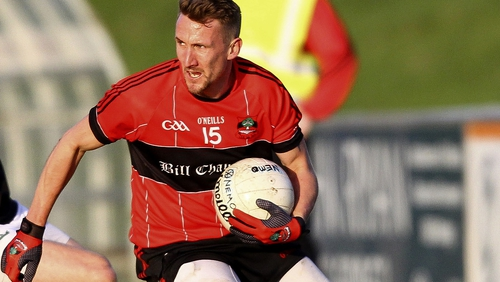 Mikey Lyons was on the scoresheet for Adare