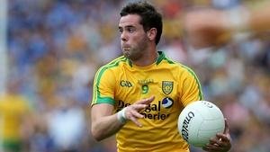 Odhrán Mac Niallais led the scoring for Gaoth Dobhair