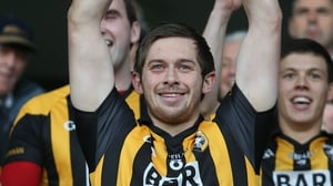 Johnny Hanratty was a central figure as Crossmaglen won their 20th Armagh crown in 23 years