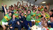 Clonoulty-Rossmore celebrate their Tipperary SHC title