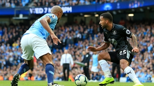 'It certainly wasn't on purpose,' says Kompany