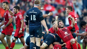 Toulouse beat Leinster in the pool stages