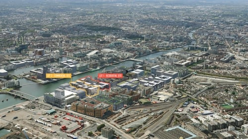 Project Waterfront' marked a rare opportunity to buy the last remaining waterfront development site in Dublin's North Docklands