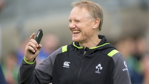 Joe Schmidt has a big call to make