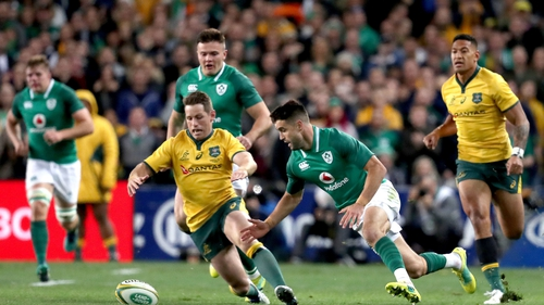 Conor Murray has been sidelined for four months.