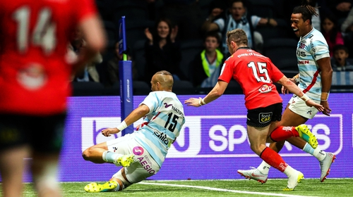 Ulster want to get revenge on Racing 92