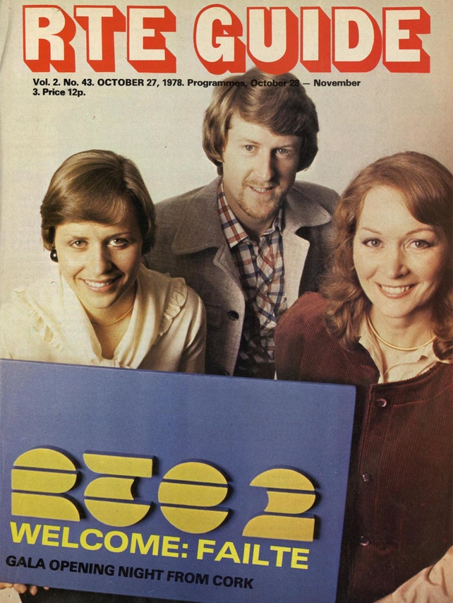 RTÉ Guide Cover 27 Oct 1978