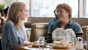 Rooney Mara and Joaquin Phoenix in Don't Worry, He Won't Get Far on Foot