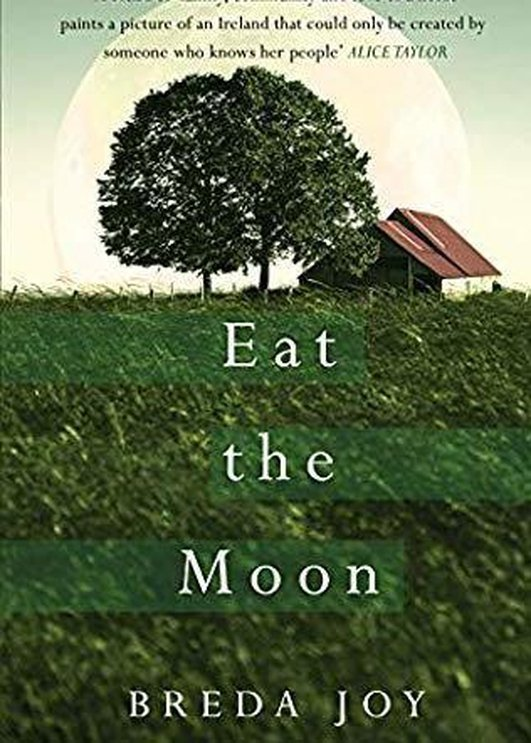"Breda Joy's "" Eat The Moon"" - A Review"