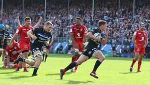 Bath were beaten 22-20 by Toulouse in the Recreation Ground on the opening weekend of the Heineken Champions Cup