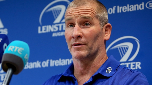 Stuart Lancaster is a man in demand