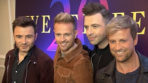 Westlife in Dublin