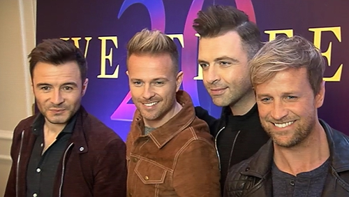 Westlife to perform on The Graham Norton Show this Friday