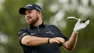 Shane Lowry is targeting a return to the world's top 50 by February next year
