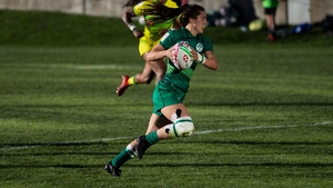 Amee Leigh Murphy Crowe in action for Ireland in Colorado last weekend