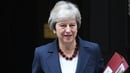 """""""We are working extremely hard, through the night, to make progress on the remaining issues in the Withdrawal Agreement, which are significant,"""" Theresa May said"""