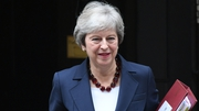 """We are working extremely hard, through the night, to make progress on the remaining issues in the Withdrawal Agreement, which are significant,"" Theresa May said"
