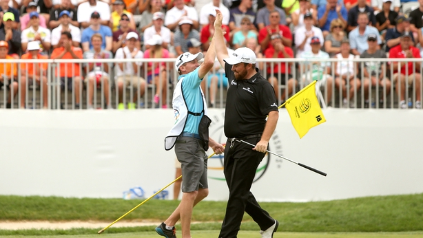 Lowry: Partnership with ex-caddie grew stale by the end