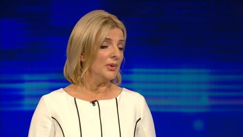 Liadh Ní Riada has urged people to send a strong Sinn Féin team to Europe