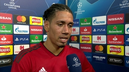 "Smalling: ""We left it too late"" 