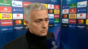 Jose Mourinho said his side weren't the first to be frustrated by a Juventus defence