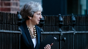 Ministers were called into 10 Downing Street one-by-one last night to meet Theresa May