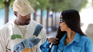Kim Kardashian West: ''I had to learn that being with a man like Kanye.''