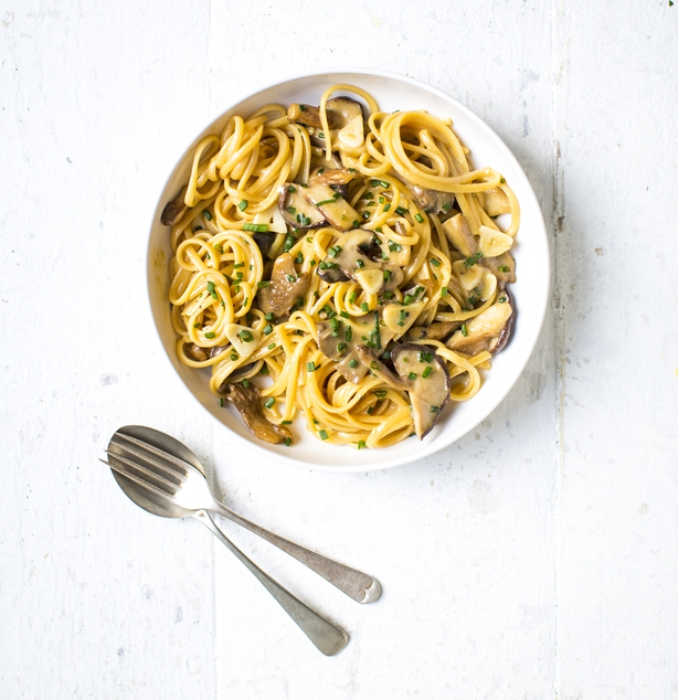 Soy Butter Pasta