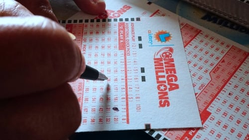 Lottery officials say one ticket has scooped the $1.5bn prize