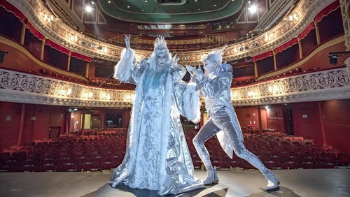 'The Snow Queen' is this year's Gaiety Panto.