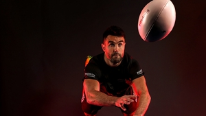 Conor Murray: 'Thankfully I have a window now to get it strong'