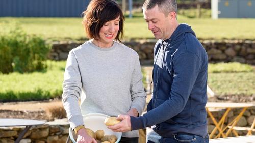 Karen O'Donohue and Michael Kelly