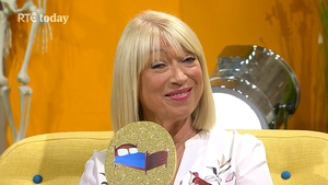 Anne Doyle - In the best of bantering form on Today with Maura & Dáithí
