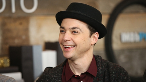 Jim Parsons - Tops the list for fourth year in a row