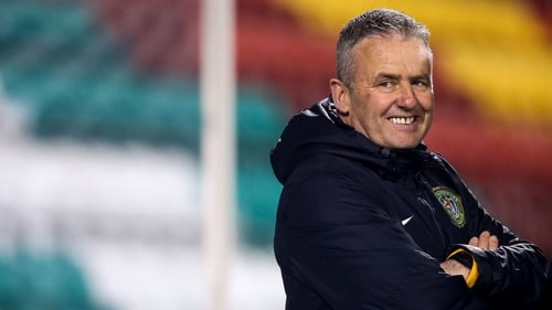 Kenny during his time as Bray boss
