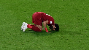 The brace took Salah's tally for the season to six