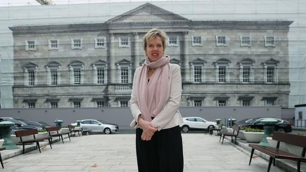 Labour's Ivana Bacik's interest in politics began in the 80s