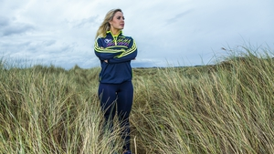 Anna Geary and Derval O'Rourke on Ireland's Fittest Family
