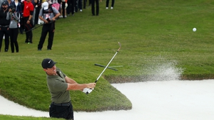 McIlroy finished eight strokes off the pace