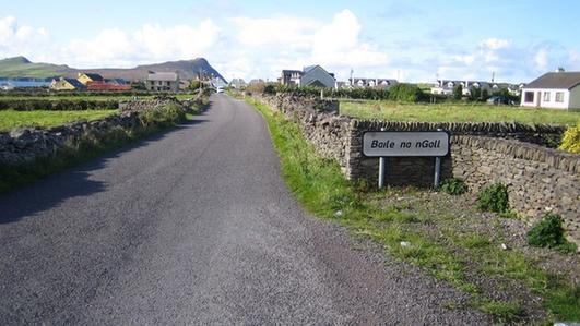 Jeaicí Ó Muircheartaigh, Baile na nGall.
