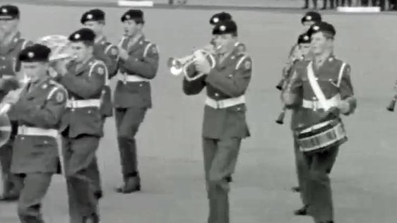 Irish Army Bands