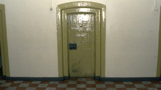 Mountjoy Prison Cell