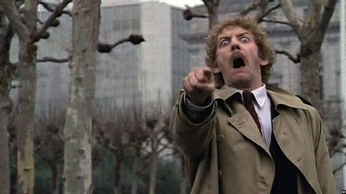Invasion Of The Body snatchers screens at this year's Bram Stoker Festival