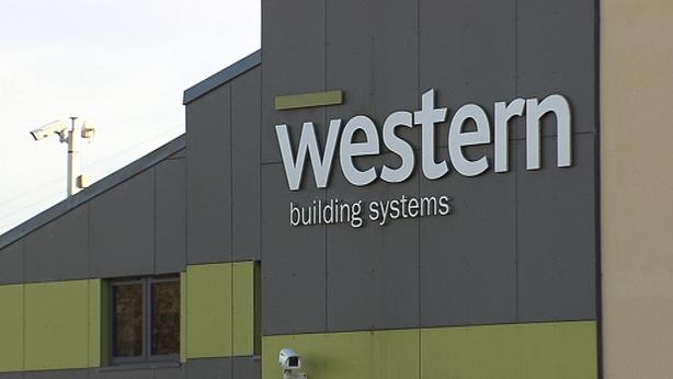 Tá Western Building Systems lonnaithe i dTír Eoghain