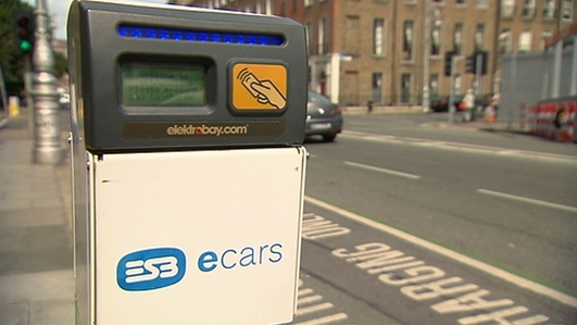 ESB to charge for all public eCar charging units from August 10th