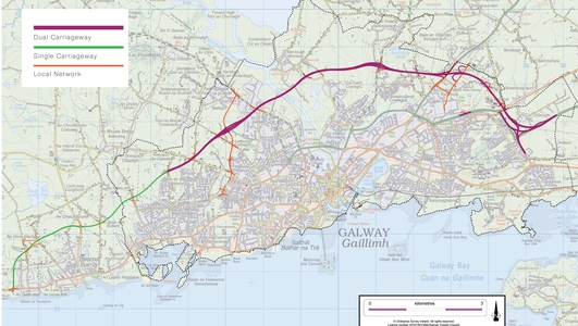 Hearing gets underway for Galway Ring Road