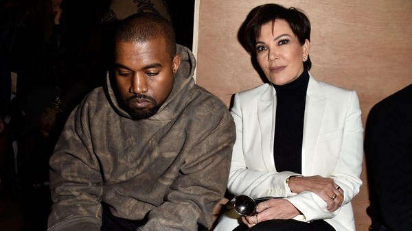 """Kris Jenner: """"You can't control what somebody else is doing""""."""