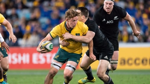 The Wallabies are coming off a disappointing third-place finish in the Rugby Championship as they face New Zealand this weekend