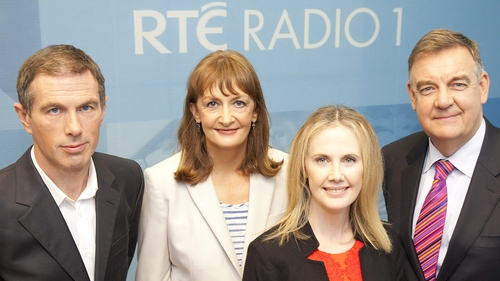 Morning Ireland remains the most listen to radio show in Ireland