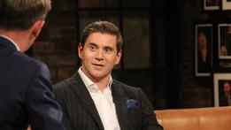 Allen Leech | The Late Late Show